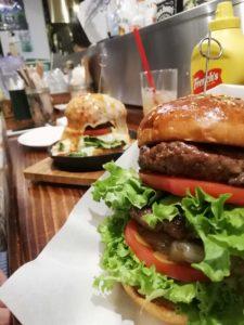 Cooker's grill クッカーズグリル ハンバーガー