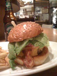 Bubby's バビーズ 横浜 ハンバーガー