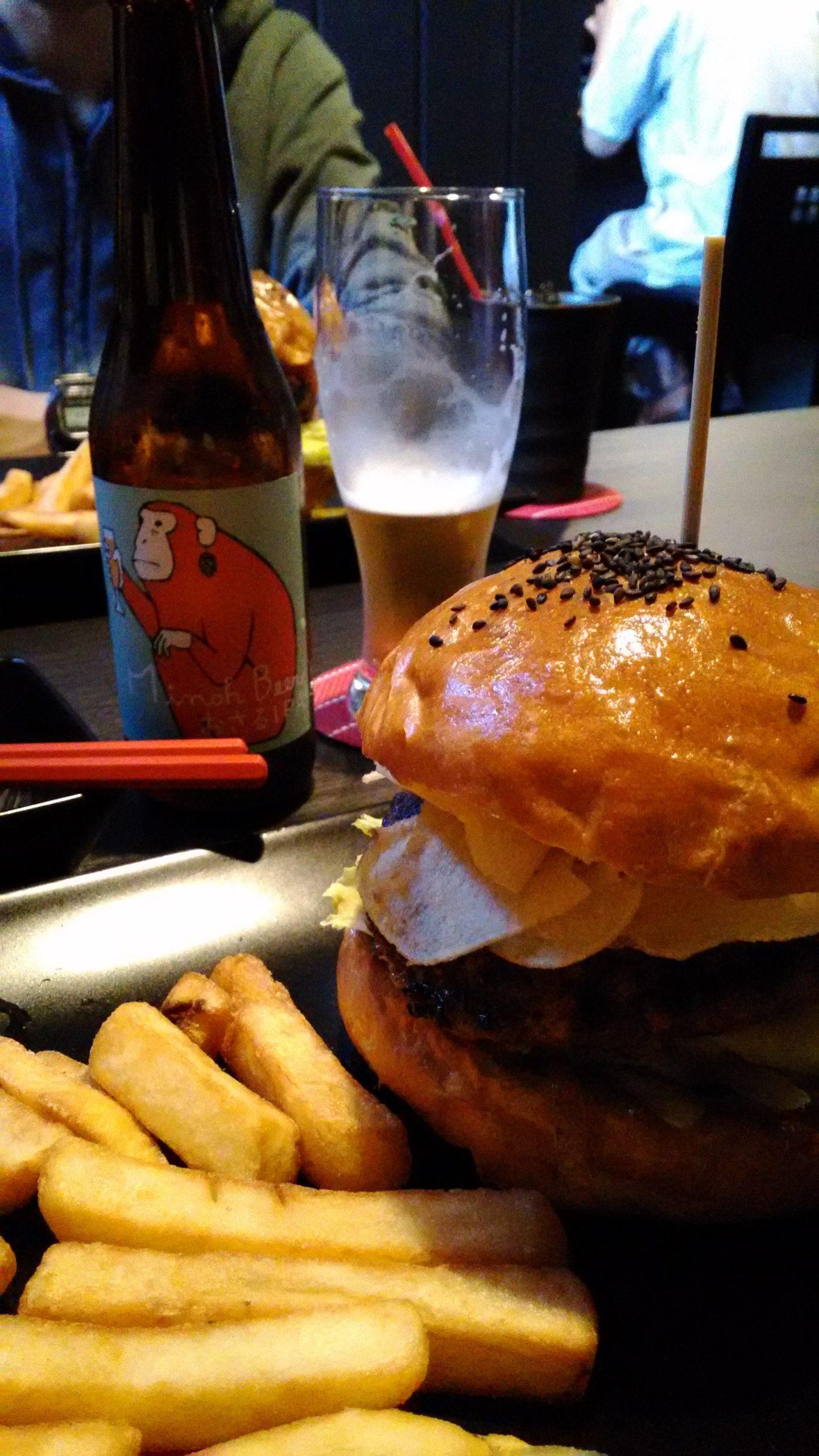 川越 Bukoeski ハンバーガー