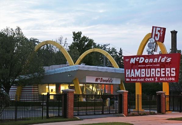 McDonald's cicago