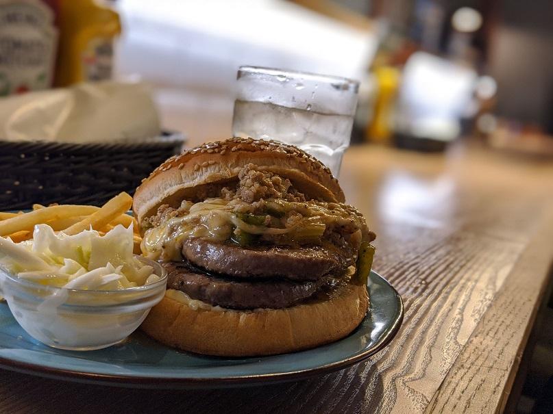 原価ビストロBAN! ハンバーガー hanburger 都内