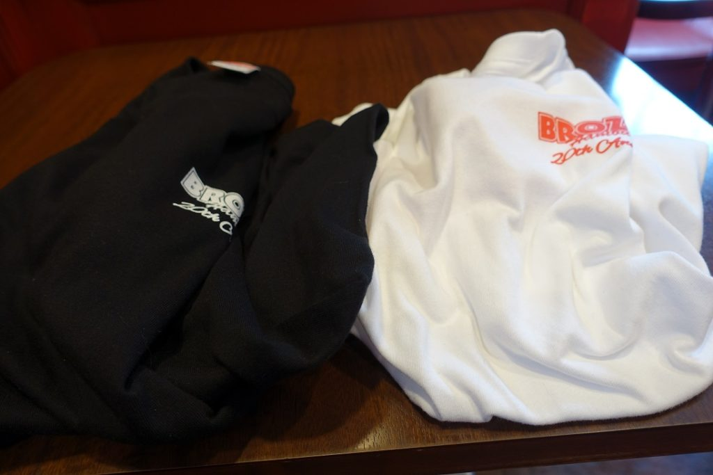 BROZERS' ブラザーズ 限定Tシャツ 20周年