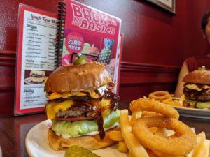 BROZERS' ブラザーズ ハンバーガー Hamburger-lab. ロットバーガー 20周年