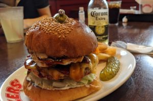 BROZERS' ブラザーズ 20周年 ハンバーガー Hamburger-lab. ロットバーガー
