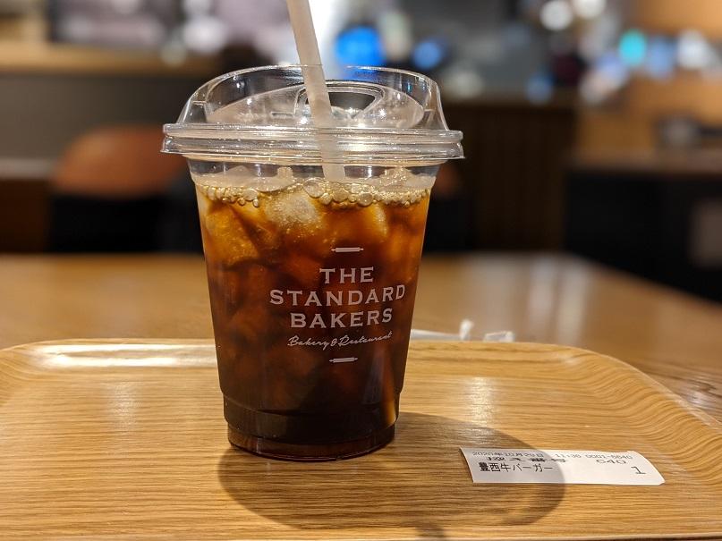 THE STANDARD BAKERS TOKYO ザスタンダードベイカーズ 東京 ハンバーガー グランスタ 駅ナカ